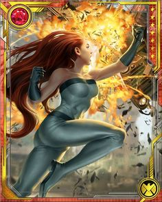 Jessica later returned to rejoin her husband in his anti-registration resistance, but after they were attacked by an empowered Hood, she took her daughter and defected to Stark's camp. Colleen Wing, Jessica Jones Marvel, Misty Knight, Heroes Wiki, Heroes For Hire, Marvel Cards, Power Man, Wolf, Moon Knight