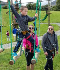Win 1 of 2 Family Passes to SKYPARK Zip Line Adventure Park! - SchoolDays.ie