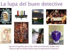 La Catequesis (El blog de Sandra): Recursos Catequesis Adviento Ciclo A