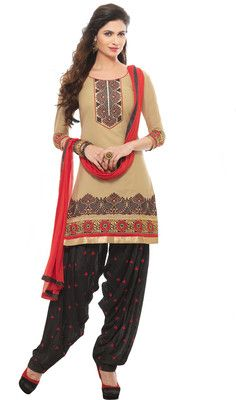 #Punjabi #Patiala #Salwar Kameez Bollywood #Designer Indian Embroidery #Patiala suit #Stylish #unique and #beautiful #Indian outfit