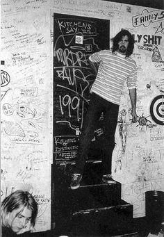 Curmudgeon - Kurt Cobain & Krist Novoselic