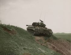 captain-price-official: Pershing in Korea providing direct fire support. M26 Pershing, Thunder Strike, Master Sergeant, Korean War, Armored Vehicles, Sounds Like, Us Army, Warfare, Memorial Day
