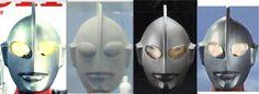 1967年TV ウルトラセブンのスーツとマスク 4タイプ【9種】 の画像|伝説のあのYOYO (o ̄∇ ̄o)♪