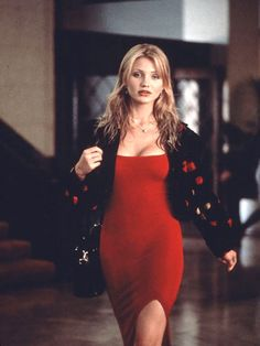 "Dresses: Cameron Diaz in ""The Mask,"" 1994"