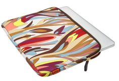 Not a huge fan of the Missoni for Target stuff, except for a few items. This laptop case? Love it. Of course, there's no Target within several hours' drive of me...