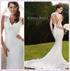 Mode Germany: Sophia Tolli 2014 Brautkleider