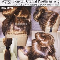 Custom Medical Wigs   Cranial Prosthesis   Wig Class, Reviews, Egypt Lawson, Hairline Illusions, American Wig Factory, Wig Builders, Realistic Hair Prosthesis, Shop
