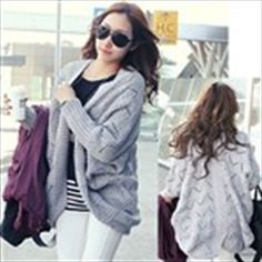 Fashionable Shawl Style Loose Cardigan Sweater Hollow Out Knitwear Knitting Shirt for Woman Female http://www.sbox2u.com/fashionable-shawl-style-loose-cardigan-sweater-hollow-out-knitwear-knitting-shirt-for-woman-female_p59667097