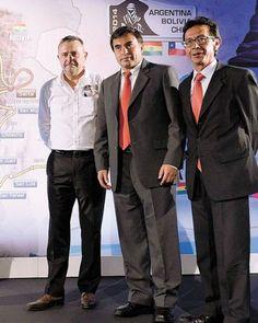 Bolivia y la ASO se acercan para el Dakar de 2015