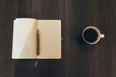 What makes coffee and writing such a good combination?