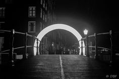 Circle - Last night I went to the Amsterdam light festival what a lot of beautiful art opjecten and all made with light