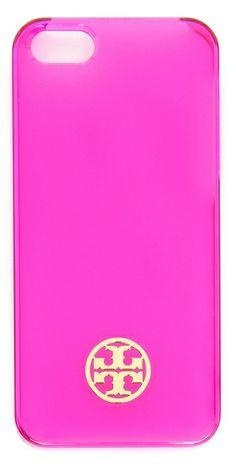 Tory Burch iPhone case <3