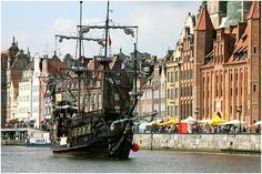 Gdansk Harbor, Poland