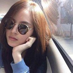 Thai Model, Girl Inspiration, Pretty Face, Asian Beauty, Pretty Girls, My Idol, Ulzzang, Sassy, Sunglasses Women