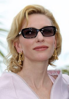Cate Blanchetts short hairstyle