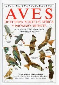 Aves de Europa, Norte de África y Próximo Oriente