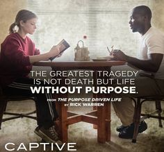 Interview: 'Captive' True Story of How God Shows Up For Murderer and Meth Addict When Lives Intersect