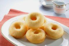 Mini extra Potato Donuts (Resep Donat Mini extra Kentang)