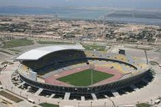 Borg El Arab Stadium, Borg El Arab, Egypt