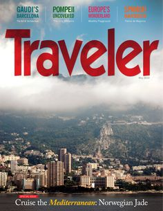 Travel Magazine Photo Album