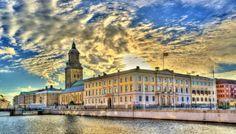 Göteborg è una delle città più importanti della Svezia e dove arte e storia si intrecciano ad una grande vivacità grazie al gran numero di studenti universitari