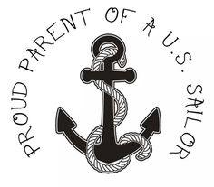 Proud Parent Navy Sister, Navy Mom, Navy Wife, Navy Quotes, Navy Military, Army & Navy, Navy Tattoos, Go Navy, Navy Sailor