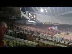 ΑΕΚ - ρόμα Φιλικό (23/8/2014) - ORIGINAL 21 - YouTube