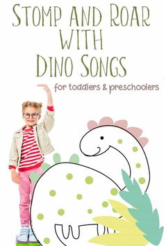 Dinosaur Crafts and Activities for Toddlers and Preschoolers