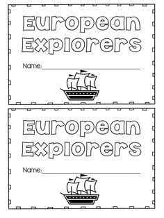 3rd Grade Explorers Lapbook.pdf