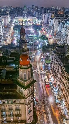The city of Buenos Aires, beautiful! Visit Argentina, Argentina Travel, Cheap Places To Travel, Places To Visit, Argentine Buenos Aires, Madrid, Ushuaia, Thinking Day, South America Travel