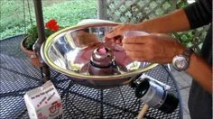 Cotton candy machines can be expensive, but this DIY version from the folks at Make will set you back about $50, is completely reusable, and uses parts you can easily get from the hardware store. if you don't have them lying around.