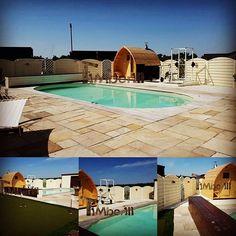 Amazing backyard, amazing sauna! Greetings from Denmark. Thanks for sharing, Lasse.    #lovenature #jacuzzi #garden #gardening #gardeningtips #hottubs #spa #whatsbeautiful #happy #naturelife #outdoors #healthyliving #naturelover #beautifulhome #realxathome #pool #backyardliving #heatedpool #homedesign #nature_seekers #backyard    #Regram via @timberin.mb