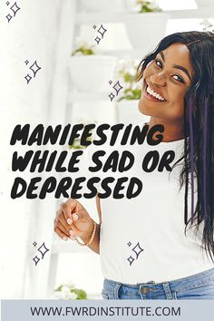 Here are 3 ways to manifest while sad or depressed. Manifestation Law Of Attraction, Law Of Attraction Tips, Wicca, Magick, Witchcraft, Pagan, Feeling Sad, How Are You Feeling, Job Application Cover Letter