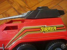 Carro do Jiraya-brinquedo antigo
