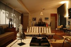 Woodson and Rummerfield modern interiors design mid century