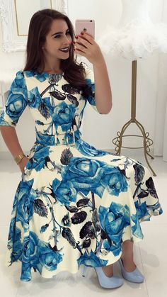 Women's Clothing Stores Jacksonville Fl either Women's Clothing Stores Cheap quite Women's Clothing Stores Galleria Houston lest Women's Clothing Stores Jonesboro Ar Modest Dresses, Modest Outfits, Simple Dresses, Modest Fashion, Elegant Dresses, Pretty Dresses, Vintage Dresses, Dress Outfits, Casual Dresses
