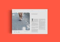 -Dale- magazine by empatía ® STUDIO, via Behance