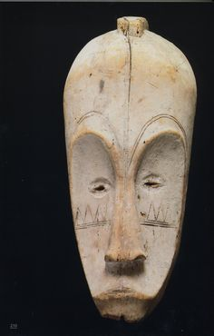 Fang mask, Gabon | LA COLLECTION VERITE