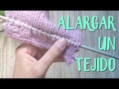 Tip #4 - Cómo esconder bien los cabos sueltos (2 tipos: en derecho y en revés) - YouTube Knitting Help, Knitting Stiches, Vogue Knitting, Knitting For Kids, Crochet Skirt Pattern, Knit Or Crochet, Knitting Designs, Knitting Patterns, Crochet Projects