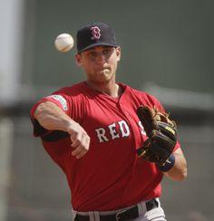Will Middlebroks, Boston Red Sox third baseman