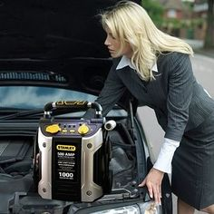 Anyone who drives should invest in a portable jump starter to keep in the trunk of their car. | 32 Essential And Inexpensive Tools Everyone Should Own