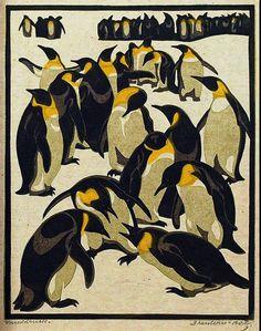 ✽ 'penguins' - norbertine von bresslern roth