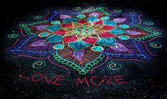 Sunset Mandala by emaho ~ Jamie Price, via Flickr