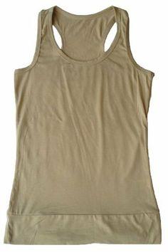 Damen Tank Top / Träger Shirt in weichem Jersey aus Viskose/Elasthan, Größe One Size/geeignet bis Größe 38/40 Vexcon, http://www.amazon.de/dp/B00F218OJQ/ref=cm_sw_r_pi_dp_N0Ustb1HFNMQ0