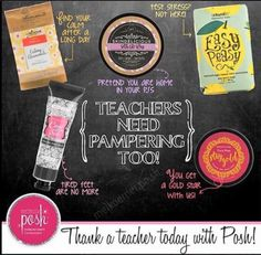 Perfectly Posh Teacher Survival Kit Link to order or join Posh: https://www.perfectlyposh.com/PoshwithFaith/ Contact me at: https://www.facebook.com/tweedle.kae