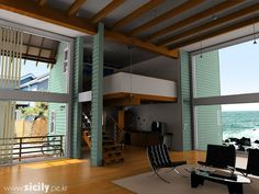 CGarchitect - Professional 3D Architectural Visualization User Community | House of Susman Bay