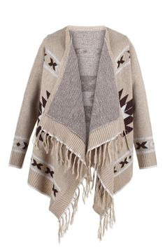 perfect with dark brown leggings and boots