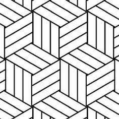 ブロック柄01 | 素材ダウンロード | CLIP