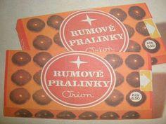 LOT of sugar inside. Bratislava, Childhood Memories, Rum, Retro, Czech Republic, Sugar, Chocolate, Life, Vintage