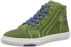 Richter Kinderschuhe Mose 6242-521, Jungen Hohe Sneakers, Grün (cactus/ink 5901), 33 EU - http://on-line-kaufen.de/richter-kinderschuhe/33-eu-richter-kinderschuhe-mose-6242-521-jungen-3